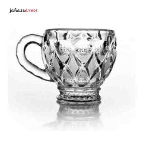 فنجان کریستال جیسیسی مدل انجلیکا