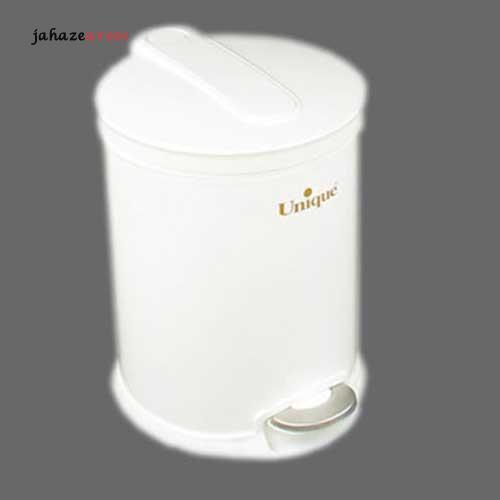 سطل 5لیتر سفید ایرانی یونیک UN-4110