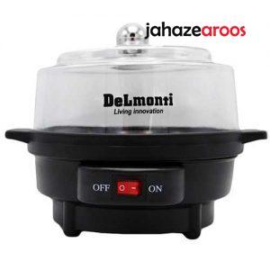 تخم مرغ پز 7تایی مشکی دلمونتی مدل DL-675